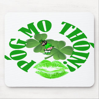 Pog mo thoin mouse pads