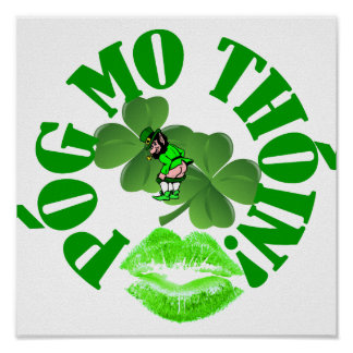 Pog mo thoin poster
