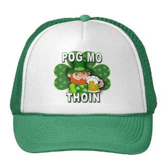 POG MO THOIN Tshirts and Products Mesh Hats