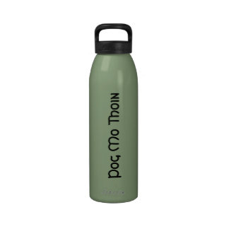 Pog Mo Thoin Water Bottles