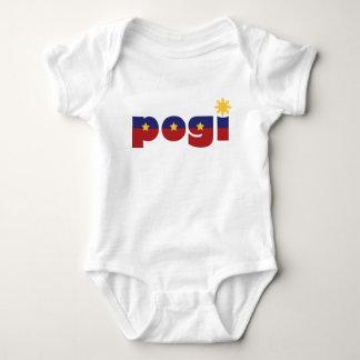 Pogi! Baby Bodysuit