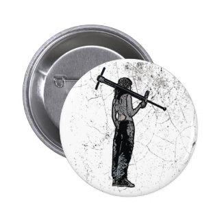 Pogo Warrior Button