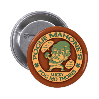 Pogue s Lucky Thoins Pin