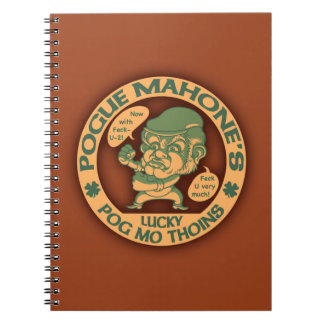 Pogue s Lucky Thoins Notebooks