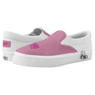 PoHuLocal-Pretty In Pink Adorable Sneakers