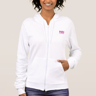 PoHuLocal-Pretty In Pink Plain'OlPoHuLocal Hoodie