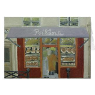 POILANE: PARIS NOTECARD