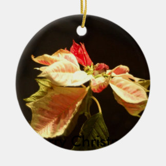 Poinsetta Ornament