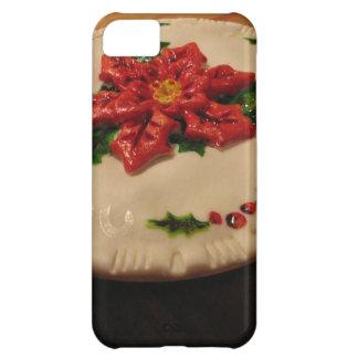 Poinsetta Pie I iPhone 5C Case