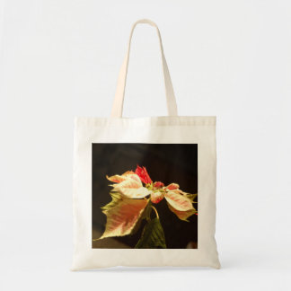 Poinsetta Budget Tote Bag