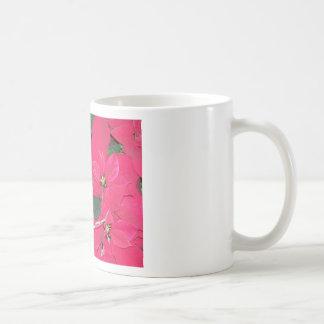 Poinsettas Coffee Mugs