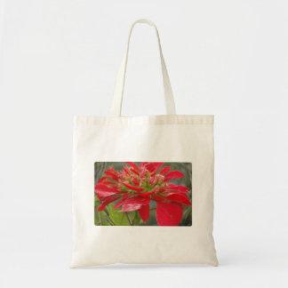 Poinsettia Bag