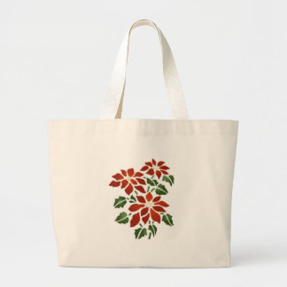 Poinsettia Bag