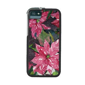 Poinsettia iPhone 5 Cover