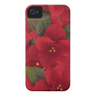 Poinsettia Christmas BlackBerry Bold Case