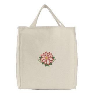 Poinsettia Elegance Bag