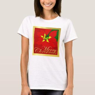 Poinsettia T-Shirt