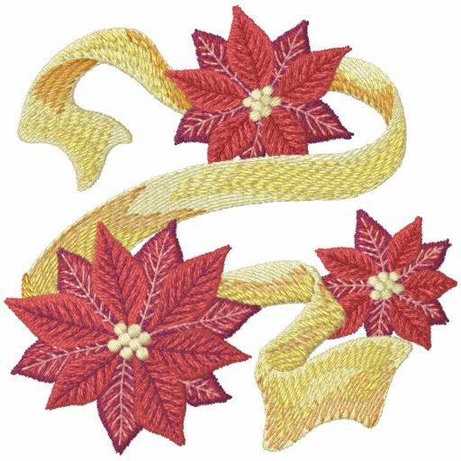 Poinsettia Trio