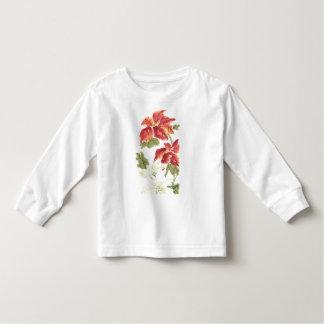Poinsettias T Shirt