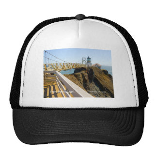 Point Bonita Light California Products Mesh Hats