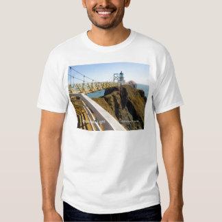 Point Bonita Light California Products T Shirts