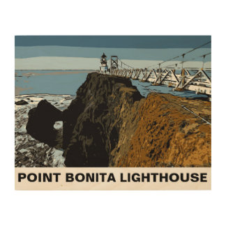 POINT BONITA WOOD WALL DECOR