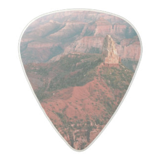 Point Imperial and Mount Hayden at Sunset Acetal Guitar Pick
