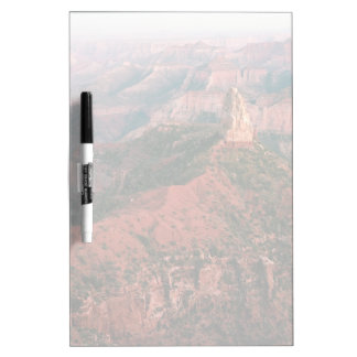 Point Imperial and Mount Hayden at Sunset Dry Erase Board
