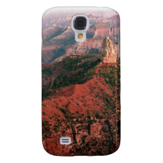 Point Imperial and Mount Hayden at Sunset Galaxy S4 Case