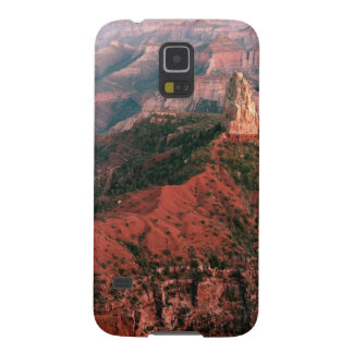 Point Imperial and Mount Hayden at Sunset Galaxy S5 Cases