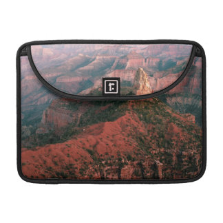 Point Imperial and Mount Hayden at Sunset Sleeve For MacBook Pro