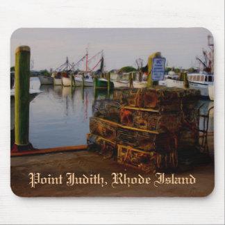 Point Judith, Rhode Island Mouse Mat