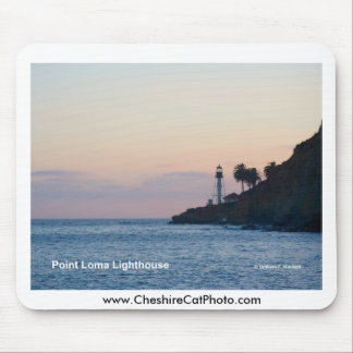 Point Loma Lighthouse California Products Mousepads