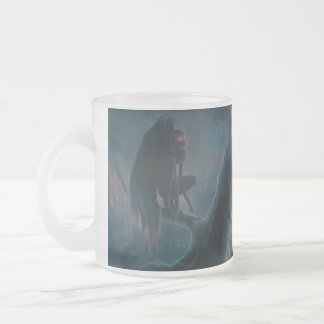 Point Pleasant Frosted Glass Coffee Mug