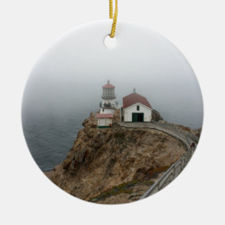 Point Reyes - Light House Christmas Ornament