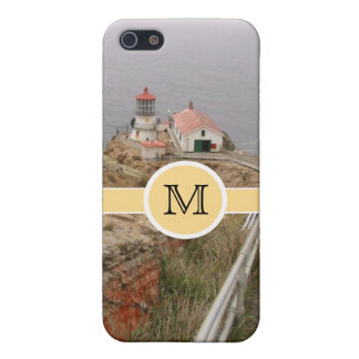 Point Reyes Lighthouse iPhone Case iPhone 5 Case