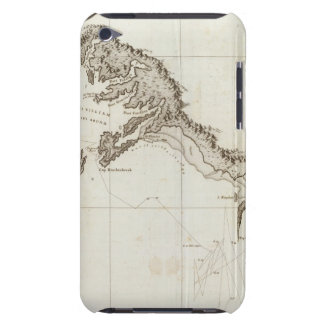 Point Riou to Point Possession Alaska iPod Case-Mate Case