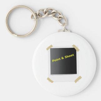 Point & Shoot Keychain