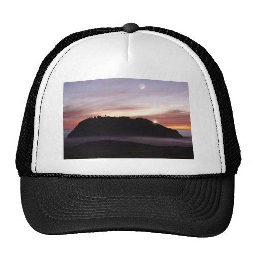 Point Sur Moon Trucker Hat