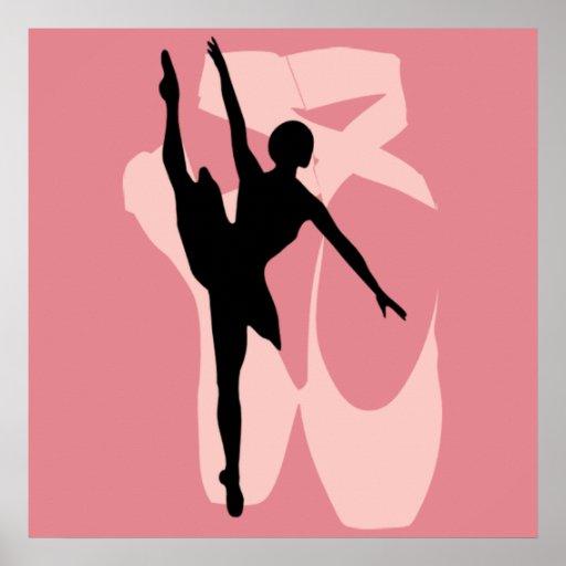 Pointe Ballet Poster