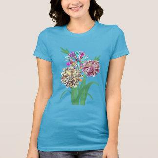 Pointe shoe flowers T-Shirt