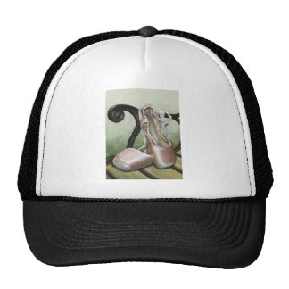 Pointe Shoes Mesh Hat