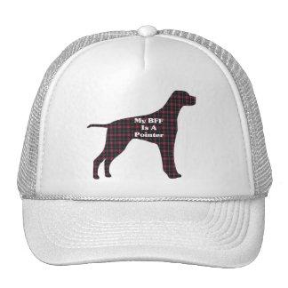 Pointer BFF Hat
