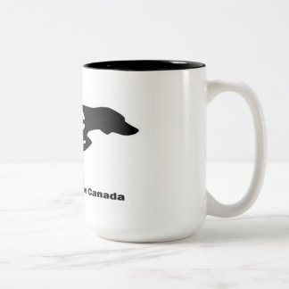 Pointing Dog Rescue Mug