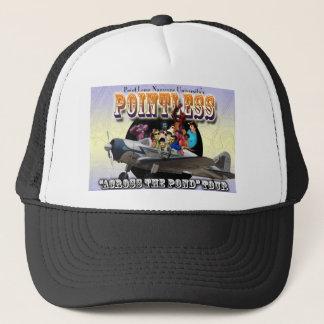 Pointless Europe Tour Trucker Hat