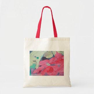 Pointsettias Bag