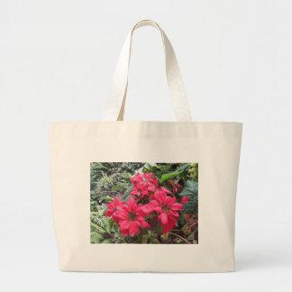 Pointsettias Tote Bag