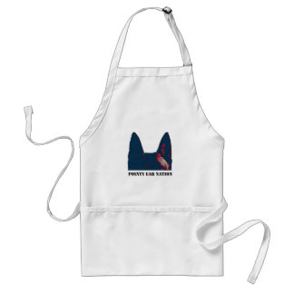 Pointy Ear Nation Standard Apron