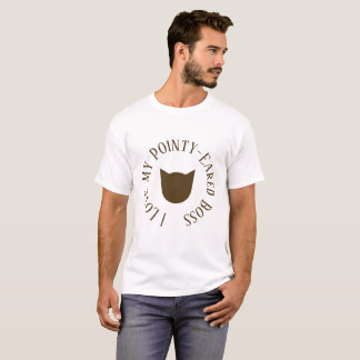 """Pointy-Eared Boss"" T-Shirt"