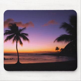 Poipu Beach Kauai Hawaii Mouse Mat